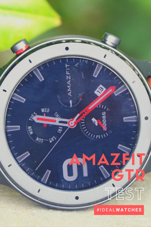 Diese Smartwatch Ist Nicht Nur Schick Sondern Hat Auch Eine Unglaubliche Akkulaufzeit In 2020 Smartwatch Startbildschirm Tagliche Aktivitaten