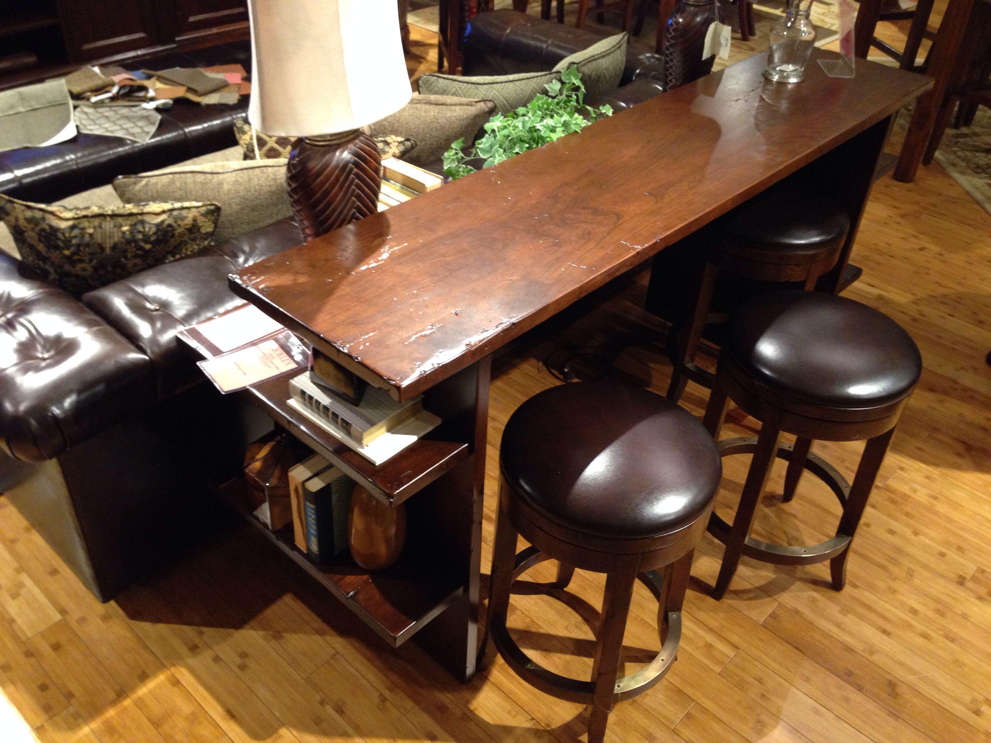 black mission style sofa table washington dc stickley gathering island doerrfurniture