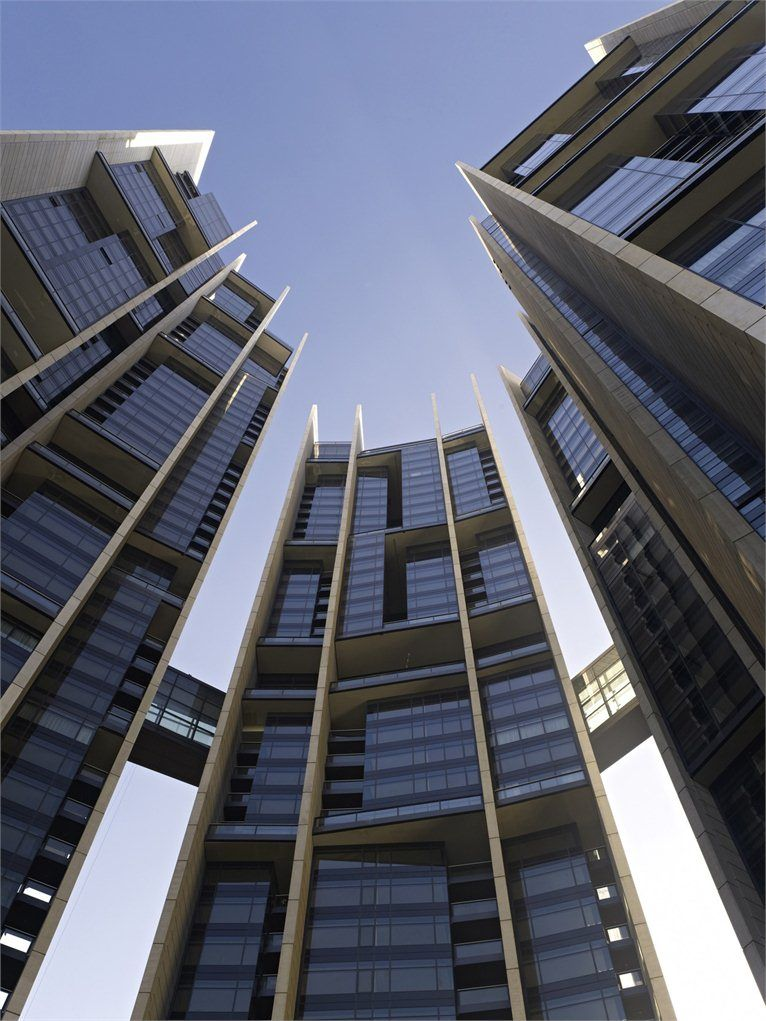 Interesting House Exterior Design In Kulai Malaysia: The Troika RIBA International Awards 2012 Kuala Lumpur / Malaysia / 2008