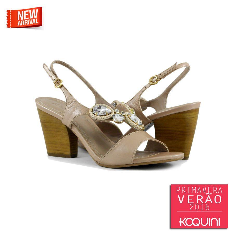 Pedraria chique e conforto top! Prove você também. #koquini #sapatilhas #euquero Veja mais em: http://koqu.in/1Vcsal7