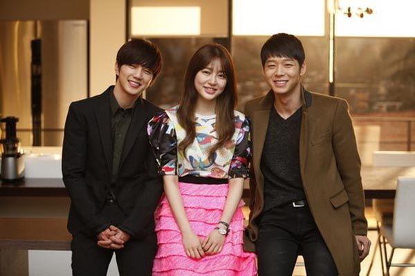 I Miss You Korean Drama Wajah Ceria 3 Pelakon Utama Dalam Drama