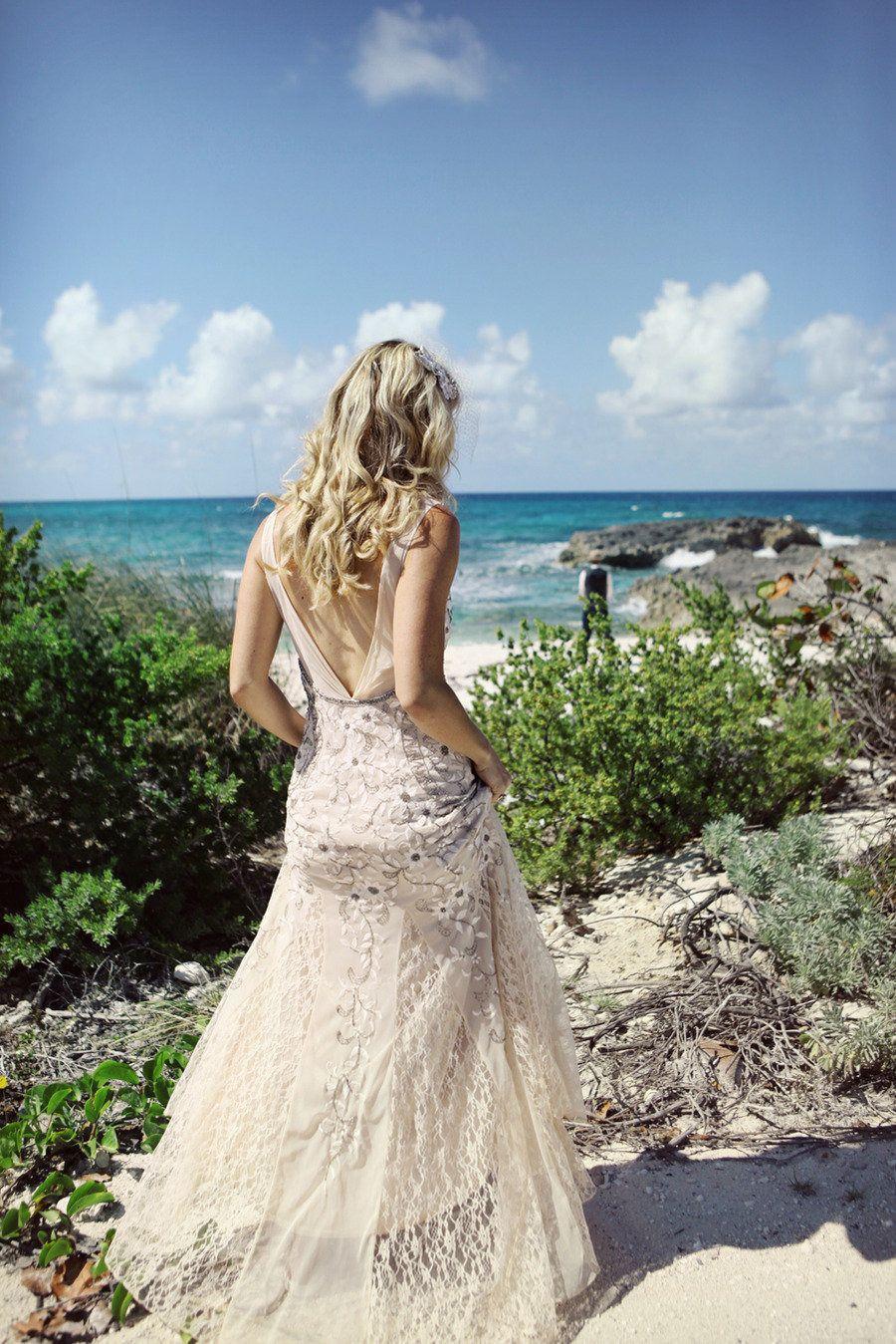 Bahamas destination wedding.