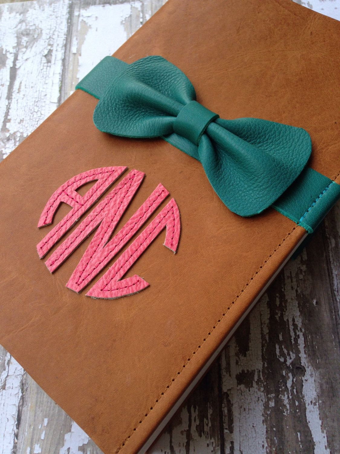 Monogrammed bow bible great idea for proposals newly weds baby monogrammed bow bible great idea for proposals newly weds baby dedications sorority gifts negle Image collections