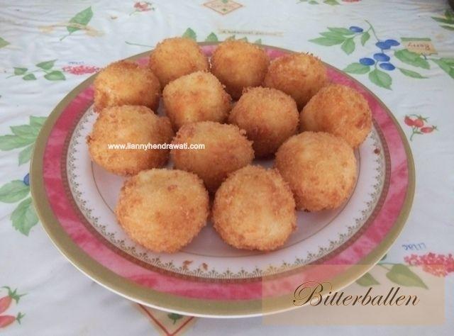 Resep Bitterballen Lembut Dan Praktis Resep Masakan Makanan Cemilan
