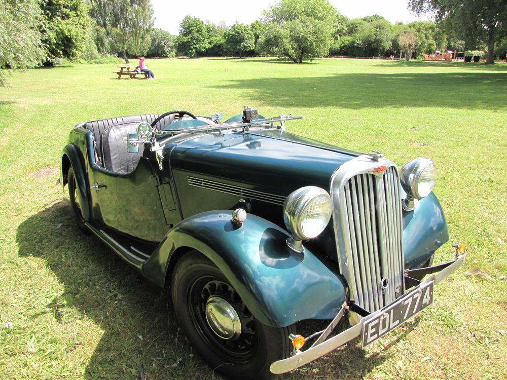 Ebay Singer Nine Roadster 1947 Sensitively Restored Uk Example A Classic Car Classiccars Cars Classic Cars Singer Cars Car