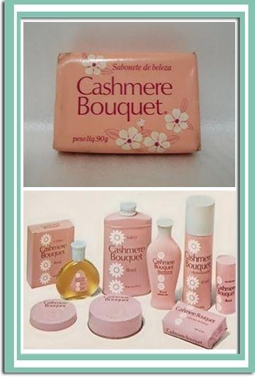 sabonete cashmere bouquet