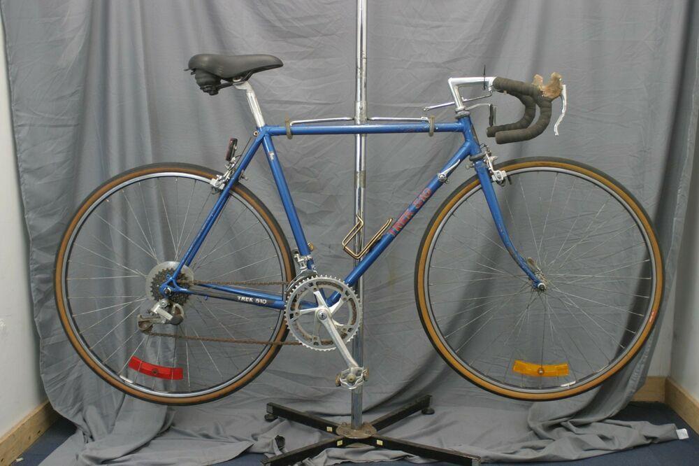560584eaa11 Trek 510 Vintage Road Bike 1984 Touring Gravel USA Cyclone Reynolds 501  Charity #Trek