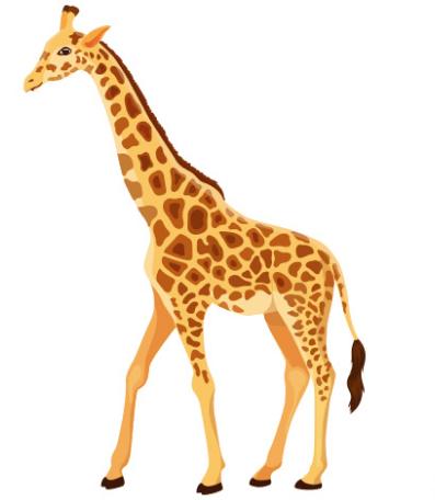 رسم الزرافة للأطفال المبتدئين خطوة خطوة بالرصاص بطريقة سهلة وبسيطة ستصبح فنان ا بارع ا Giraffe Drawing Giraffe Drawings