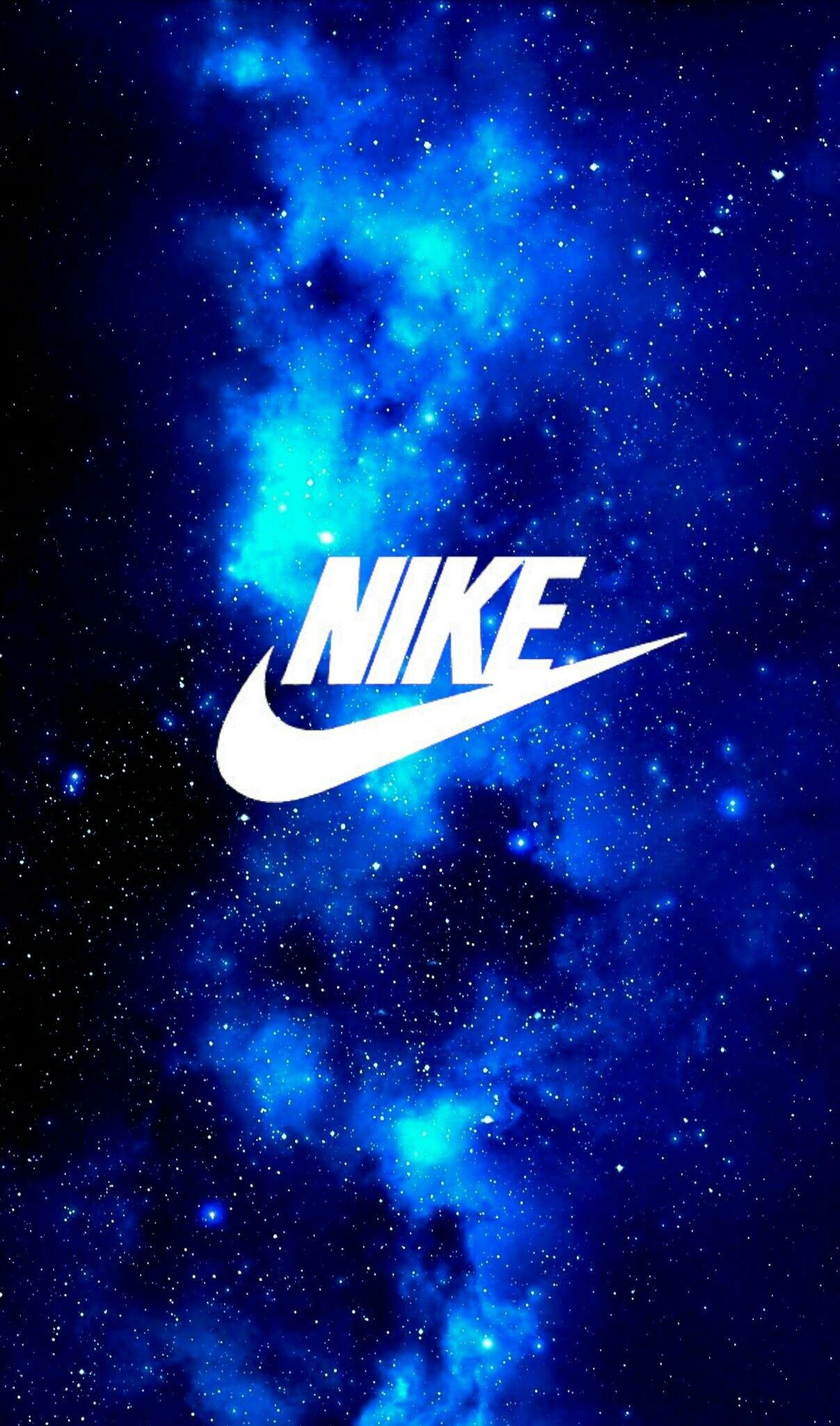 Pin on Blue Nike Wallpaper