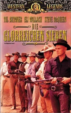 Pin 7 Vagade Livet 1960 On Pinterest The Magnificent Seven Yul Brynner Western Movies