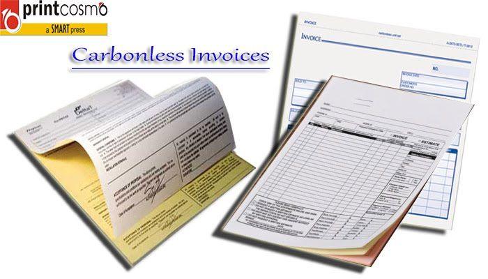 the custom carbonless invoices printing printcosmo com