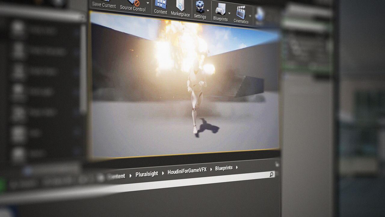 Houdini VFX for Games | Art Tutorials | Art tutorials, Games