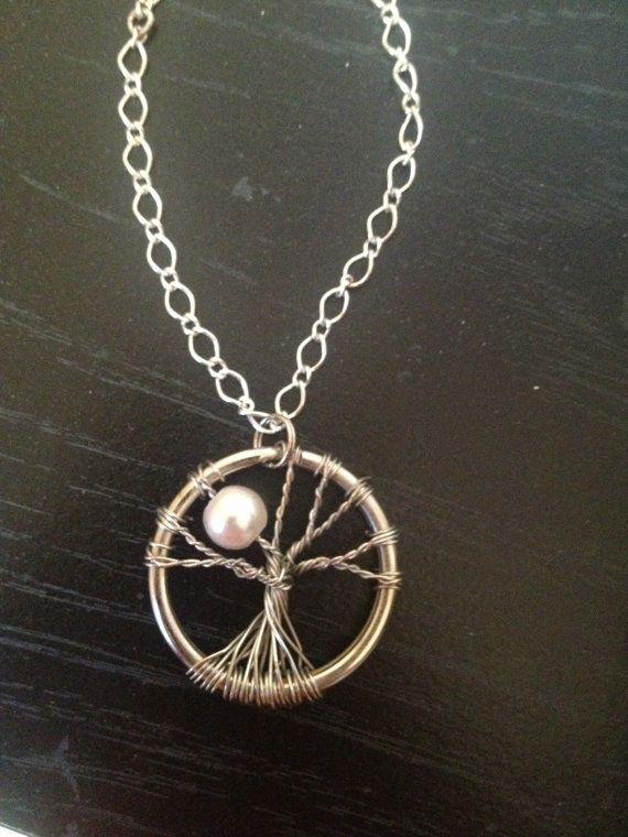 Spread the love!! Wire Jewelry by StephsInspiredWire on Etsy. Tree ...