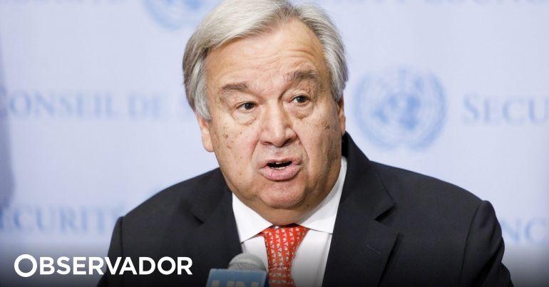 """Guterres diz que """"mundo vai perder travão à guerra nuclear"""" com fim de tratado entre Washington e Moscovo"""