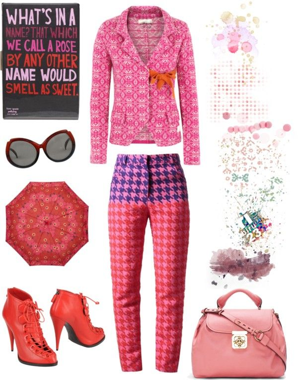 """""""Do Polyvorians mix prints or not?"""" by anthrofashionist on Polyvore"""