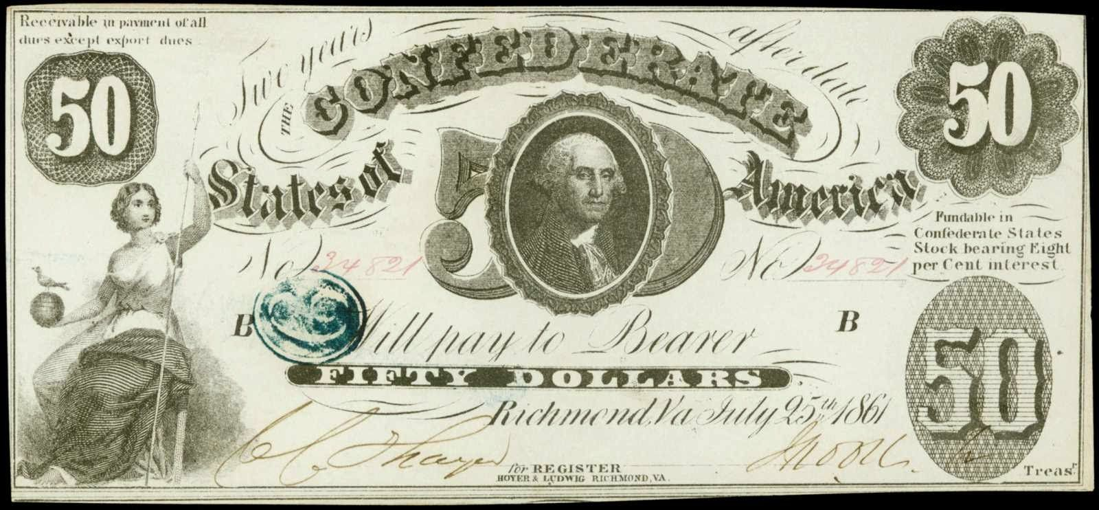 how to clean black dollar notes