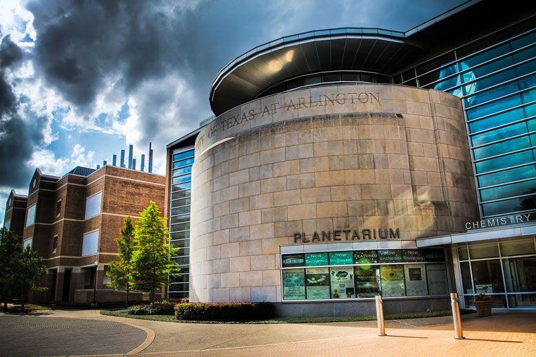 The Planetarium at UT Arlington | Texas | Dallas things to