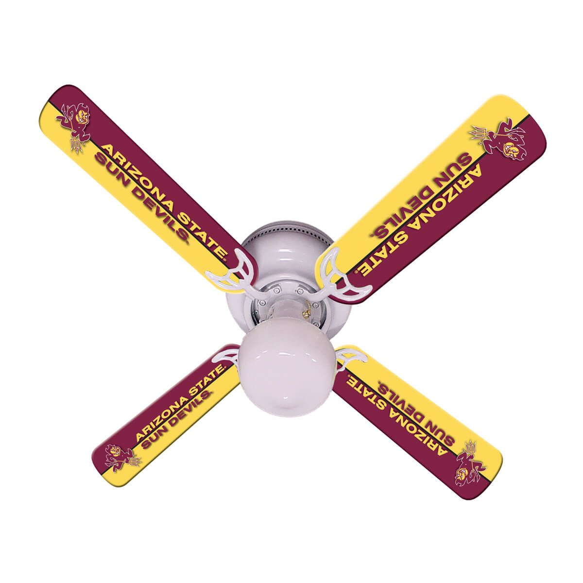 204 99 Brand Wave 7 Measures 12 5 From Ceiling To Bottom Of Fan 120 Volt 3 Speed Reversible Motor Dual Capacitor Speed Control Forward Arizona State