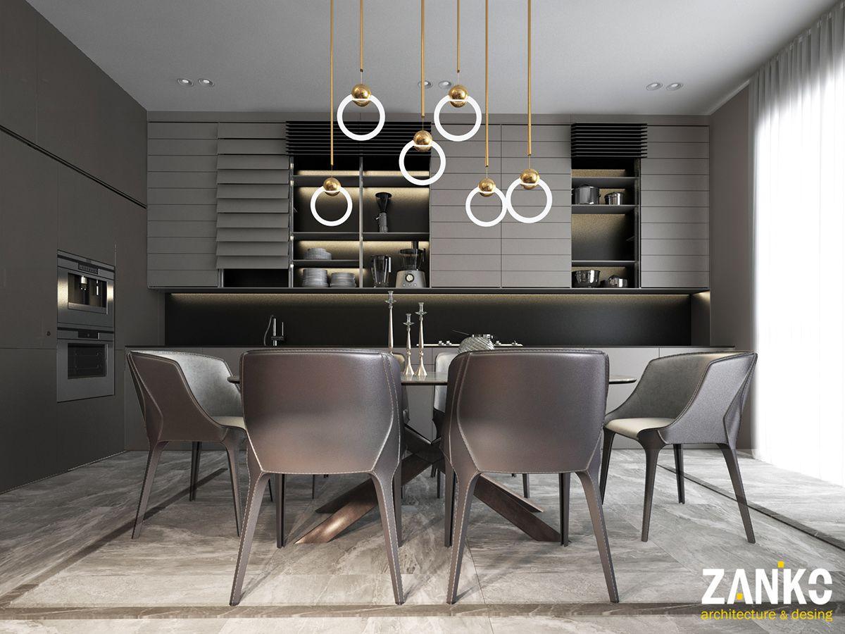 Best Armani Interior By Zanko Design On Behance In 2020 640 x 480