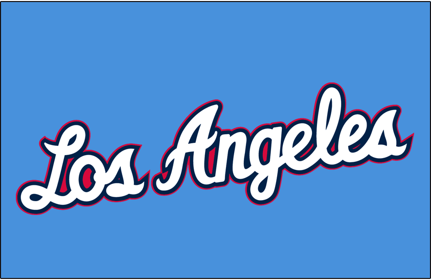 Los Angeles Clippers Jersey Logo Los Angeles Clippers Logos Los Angeles Shopping