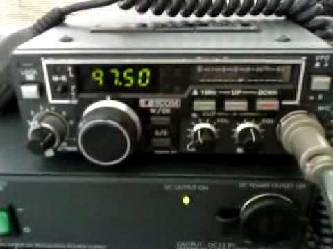 ICOM IC-120 23cm FM Transceiver | Radio Stuff- Videos | Ham radio, Ham