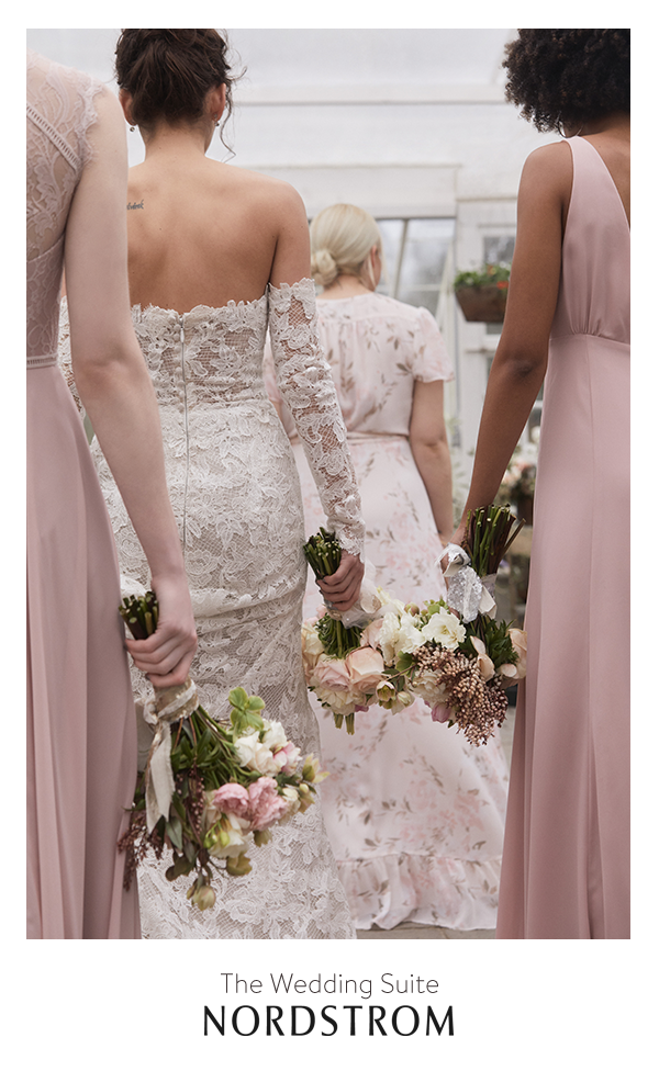 5dd42de88b9 Your one-stop shop for everything but the vows. Find wedding gowns ...