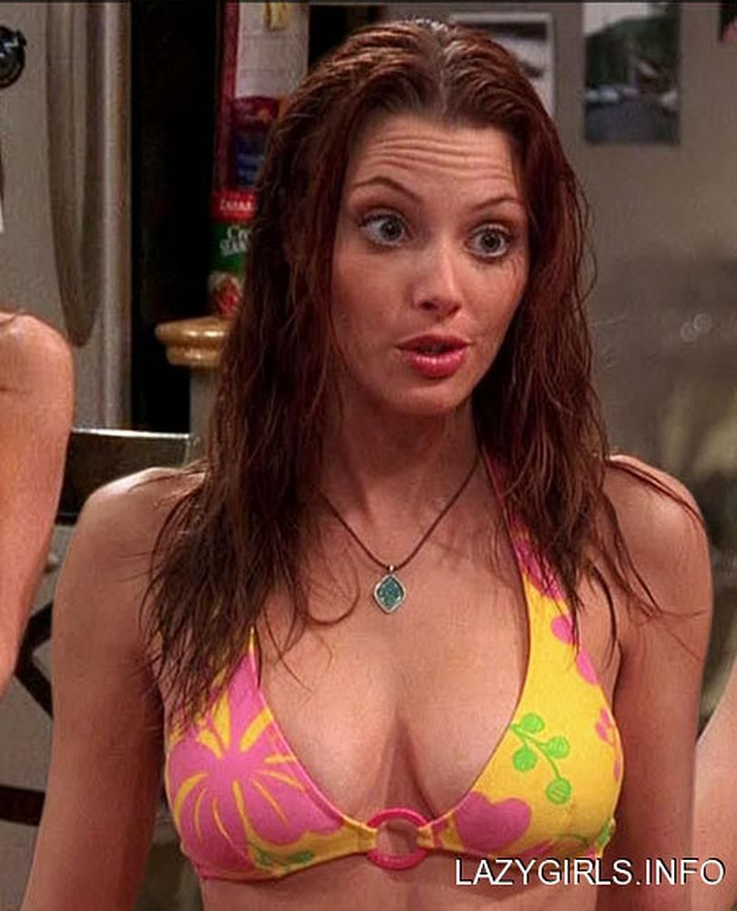 Kelly Stables Naked Awesome embedded image | two and a half men | pinterest
