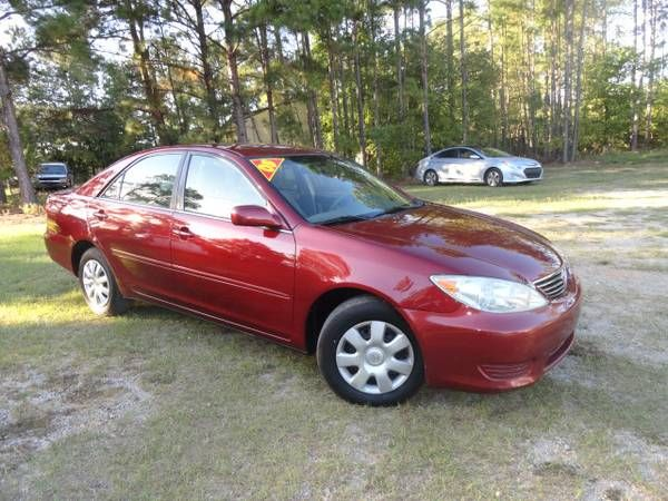 2005 Toyota Camry LE One of the best you can buy for your
