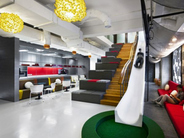 fun office room. The 50 Coolest Rooms In World | StyleCaster Fun Office Room