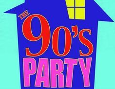 SsPartyThemejpg S Themed Party Pinterest - 90s party invitation template