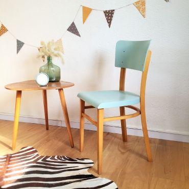 Perline, la chaise de bistrot Thonet rénovée par Chouette Fabrique