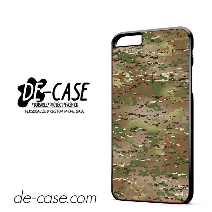 Army Cmufflage Case Army Pattern DEAL-960 Apple Phonecase Cover For Iphone 6 / 6S Plus