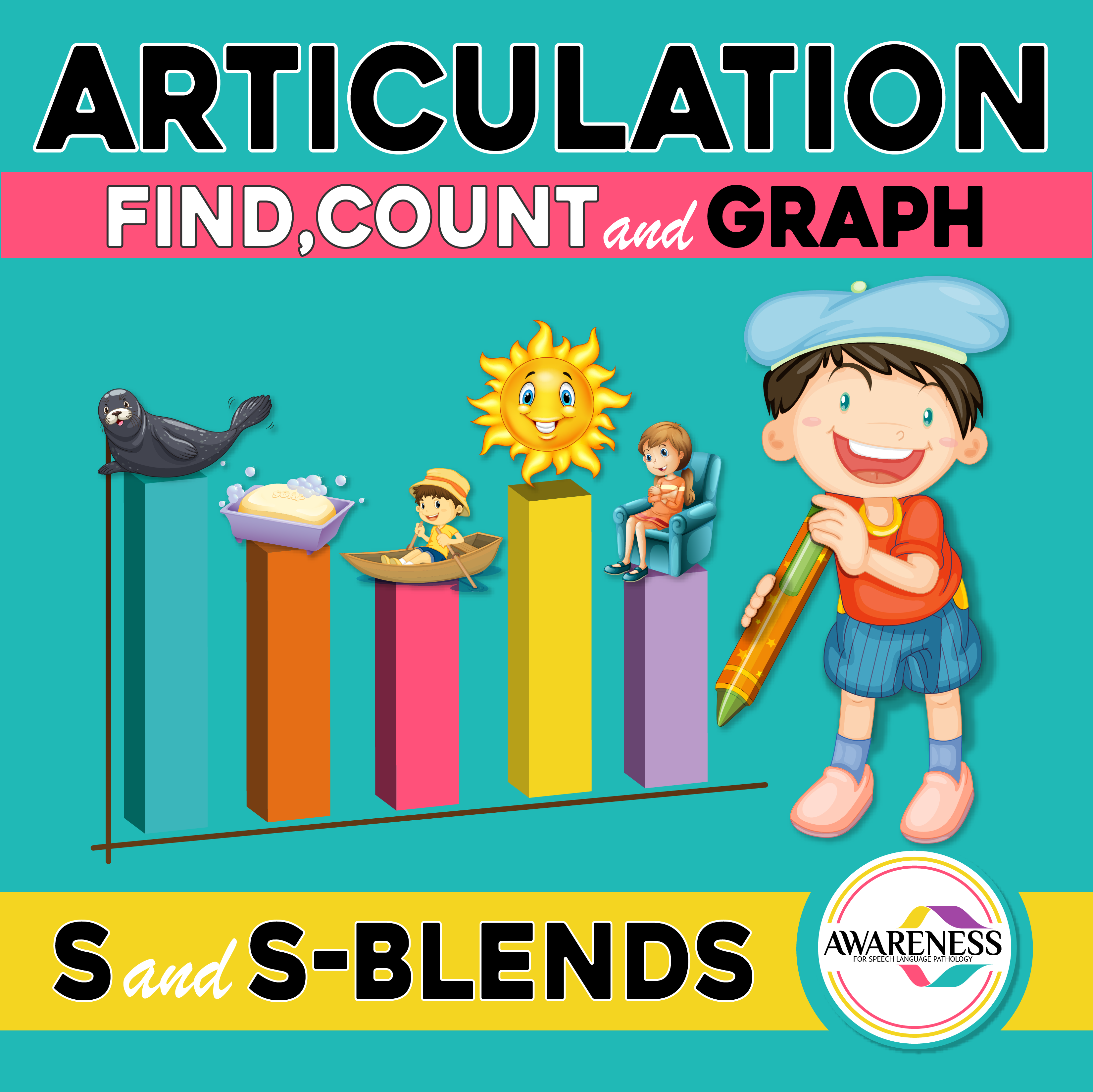 S Articulation Activity Worksheets For Speech Therapy