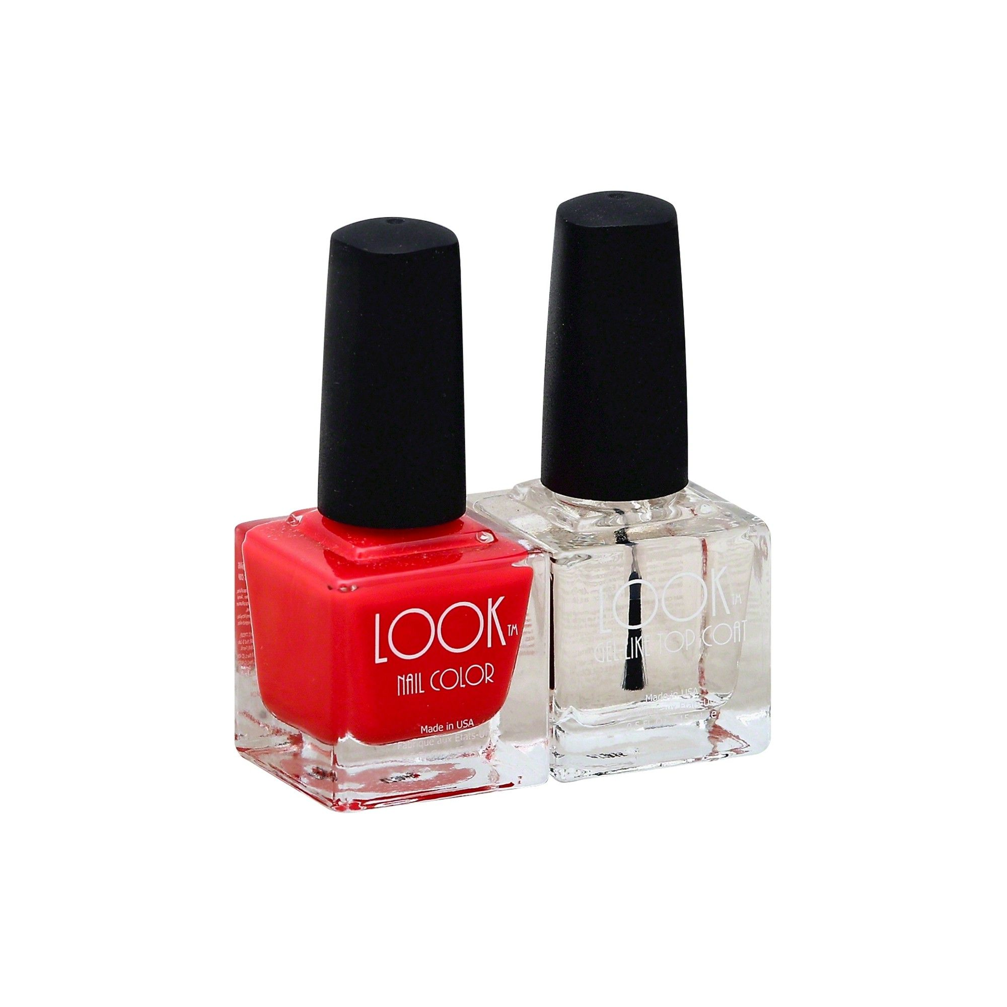 Look Nail Color Cruelty Free & Vegan Nail Polish Set