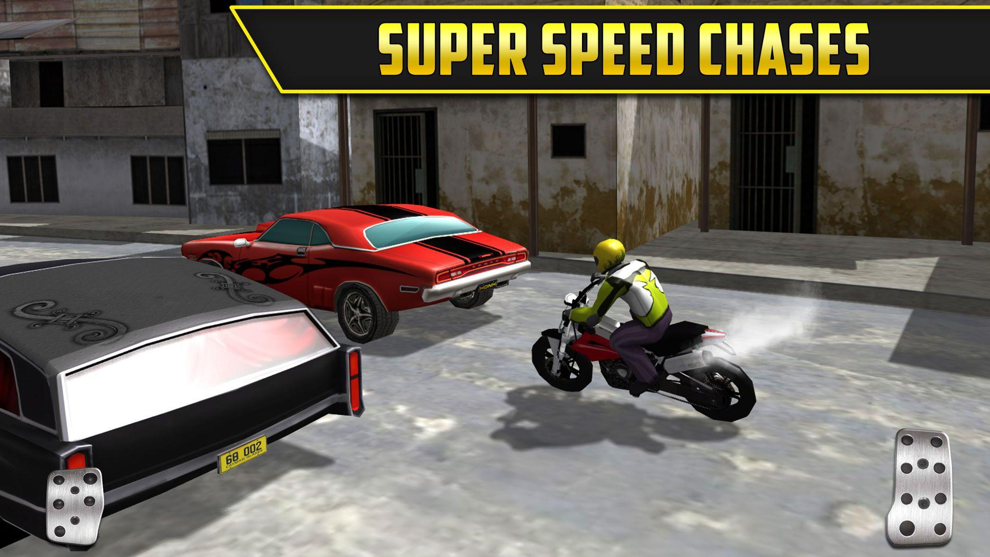 Real Driving Games >> 3d Motor Bike Drag Race Real Driving Simulator Racing Game Game