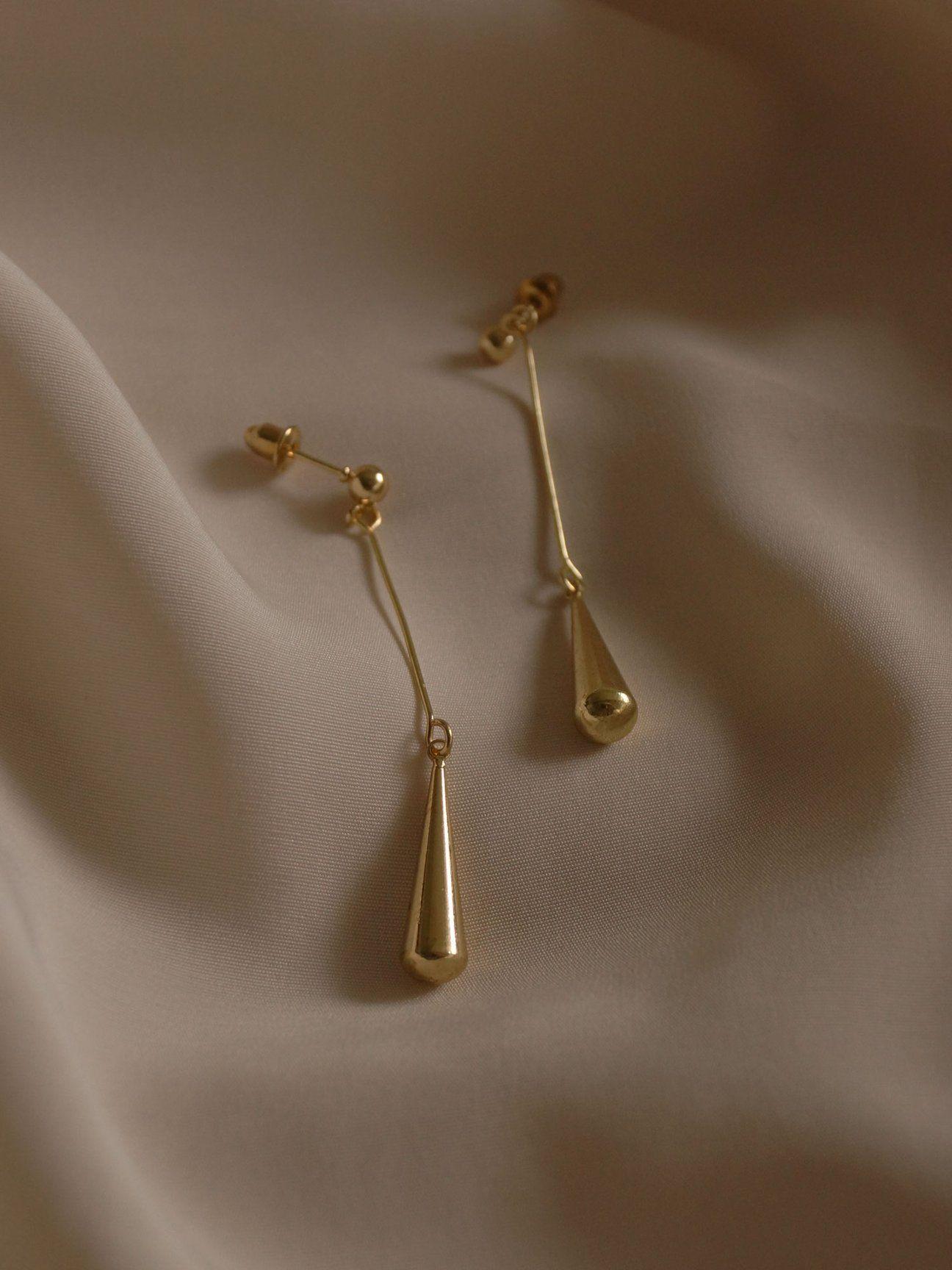 Delia Earrings Goldearrings Gold Earrings Designs Beautiful Jewelry Gold Jewelry Fashion