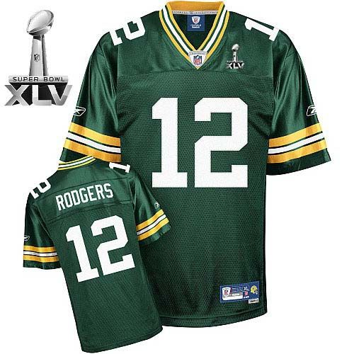 276618a21 Aaron Rodgers Jersey