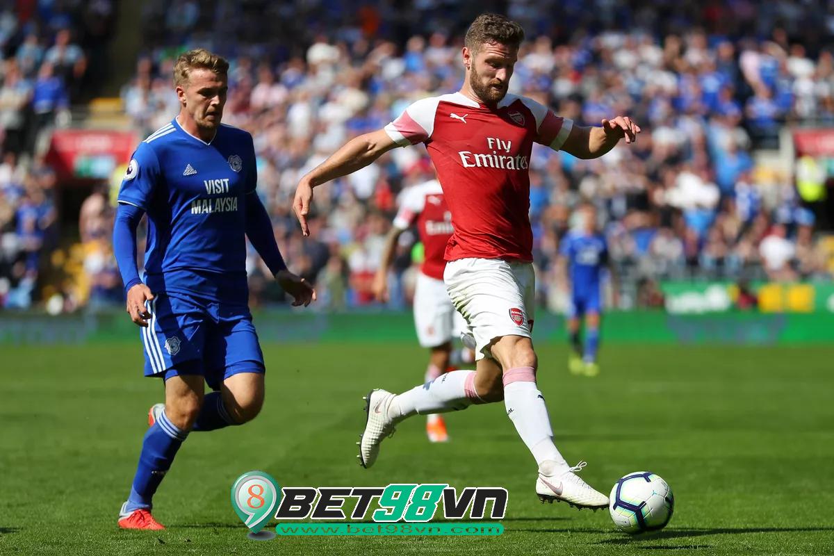 Nhận định Bóng đá Arsenal Vs Cardiff Ngoại Hạng Anh 30 01 2019 Football Streaming Cardiff Football Premier League
