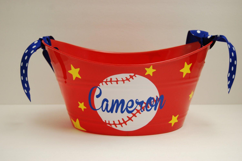 Easter gift baskets personalized monogrammed easter basket