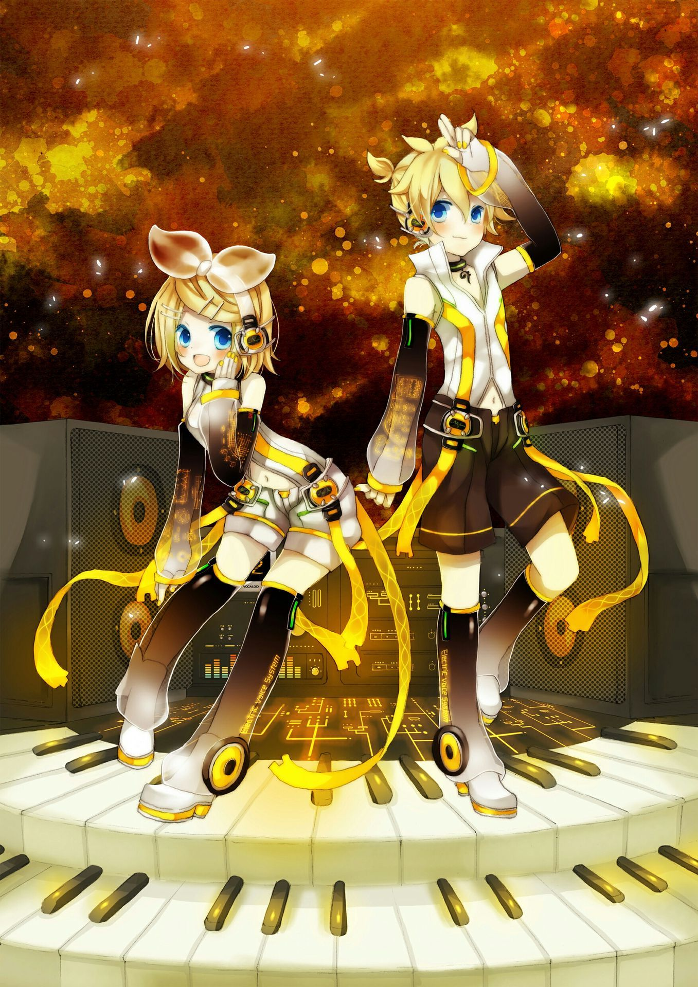 Modules Rin Len