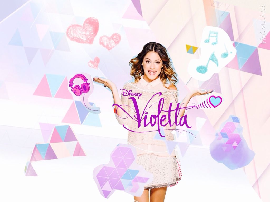 Violetta wallpaper violetta violet - Violetta disney channel ...