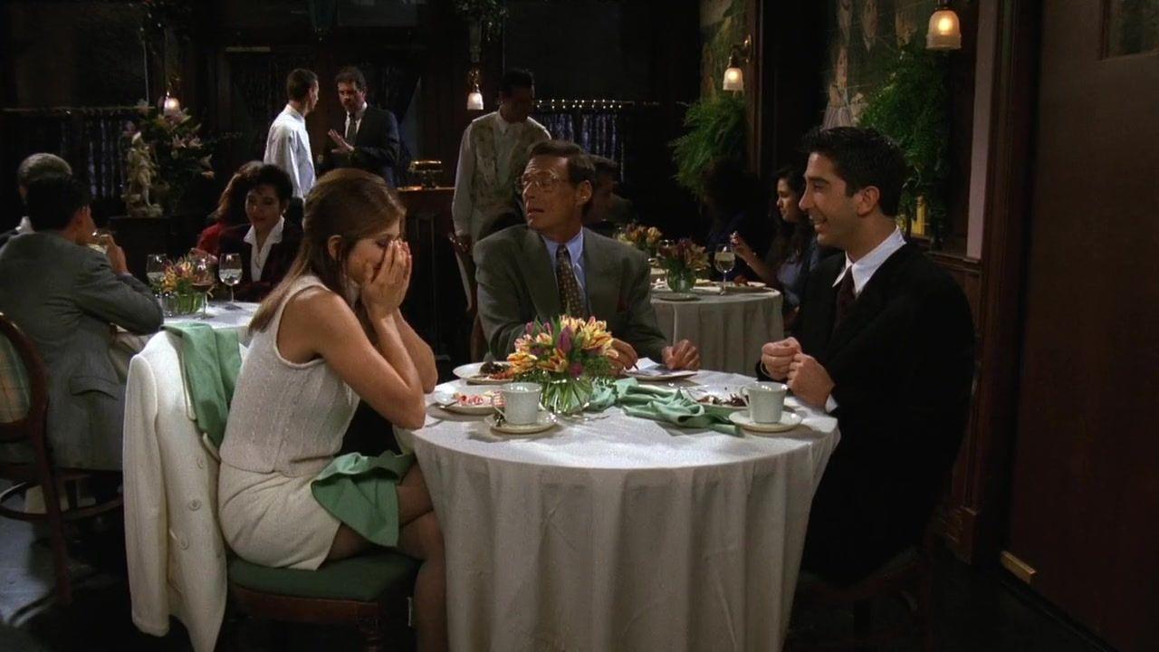 Recap of Friends Season 3 Episode 7 (S03E07) - 23 | Friends Outfits