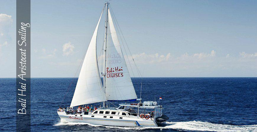 Catamaran Sailing Adventures Bali