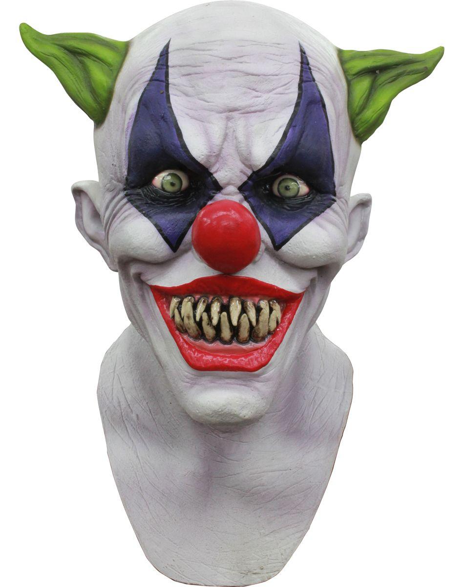 Devil Clown Mask – Spirit Halloween | Evil Pins | Pinterest ...