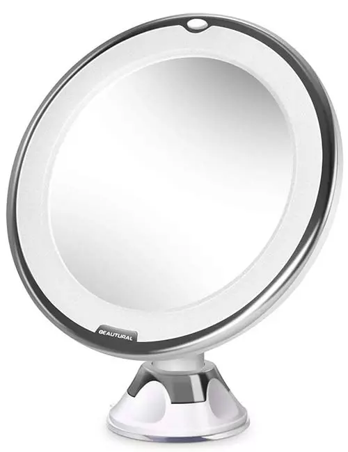 Best Lighted Makeup Mirrors (Vanity Mirrors) With Reviews