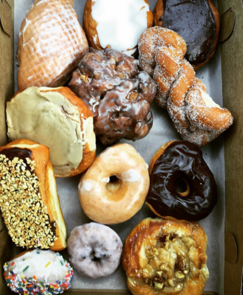 Here's The Best Doughnut Shop In Your State