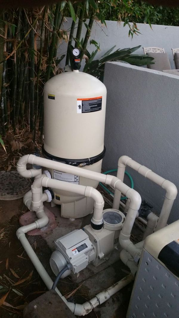 New (never used) - Professional Variable speed swimming pool pump ...