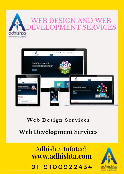 Looking For Websitedesigncompany Adhishta Infotech Best Offshore Web Design Company Located Web Development Design Fun Website Design Custom Website Design