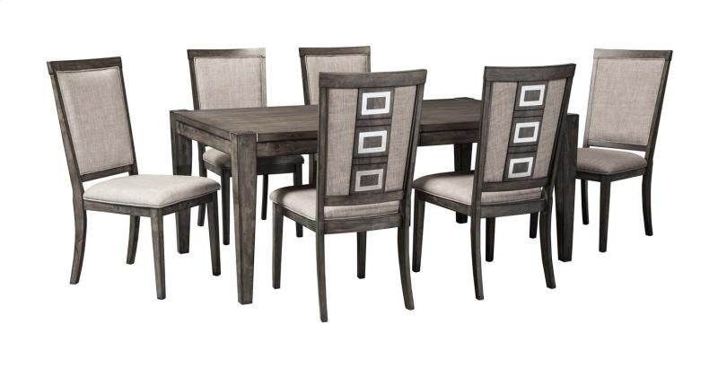 table salle a manger portland colorado chadoni gray 5 piece dining room set d624d1 by ashley furniture in portland lake