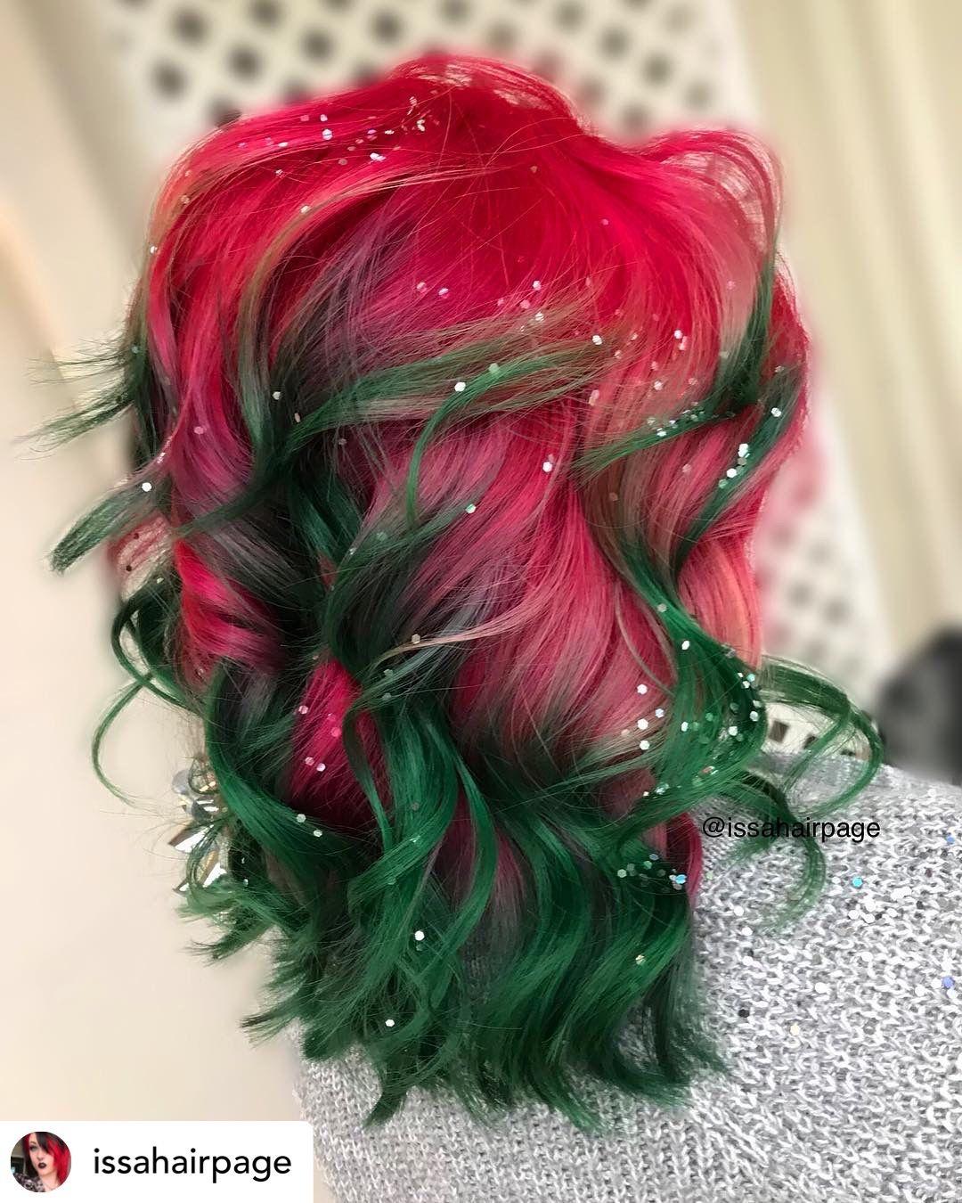 Photo of 10 Brilliant Christmas Hair Color Ideas for 2019